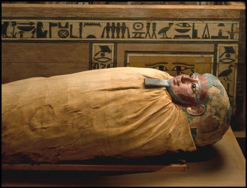 Mummy of Ukhhotep, Middle Kingdom