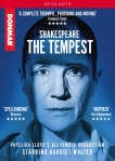 Link to the Donmar Trilogy via an image of the poster for the Tempest